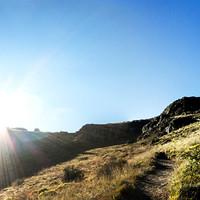 <strong>Die klare Luft und der blaue Himmel sind in Patagonien besonders intensiv</strong><a><br /></a>