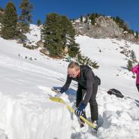 Der Extended-Column-Test für ein besseres Verständnis der Schneedecke
