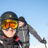 <strong>Zufrieden, lachende Kursteilnehmer</strong>© Timo Moser