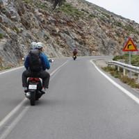 <strong>Zu den Klettergebieten braucht man mit dem Moped ca. 10-20min</strong><span class=>© Freiluftleben</span>