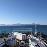 <span><strong>Fährenüberfahrt nach Kalymnos</strong></span><span class=>© Freiluftleben</span>