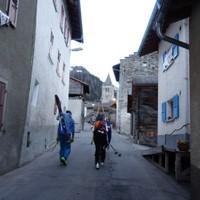 <strong>Durch die Straßen vom Bourg Saint Pierre</strong><span class=>© Felix Autor</span>