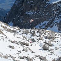 <span><strong>Hubschrauberbergung nach Absturz</strong></span><span class=>© Felix Autor</span>