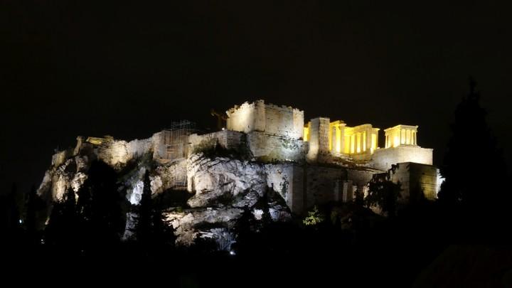 <strong>Die weltbekannte Akropolis</strong><span class=>© Felix Autor</span>