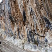 <strong>Grandiose Kletterei in der Nähe von Patras - Klettergebiet bei Alepochori </strong><span class=>© Felix Autor</span>