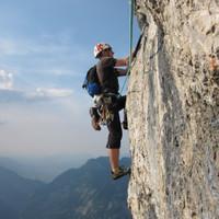 <span><strong>Flo im oberen Zielsprint.</strong><span class=>© Timo Moser</span></span>