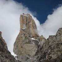<span><strong>Erstmals der Trango Tower von der nähe zu sehen, einfach beeindrucken</strong><span class=>© Timo Moser</span></span>