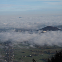 <span><strong>Wolkenstimmung in der Stadt</strong><span class=>© Felix Autor</span></span>