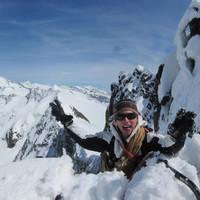 <strong>Gipfelausstieg</strong><span class=>© Timo Moser</span>