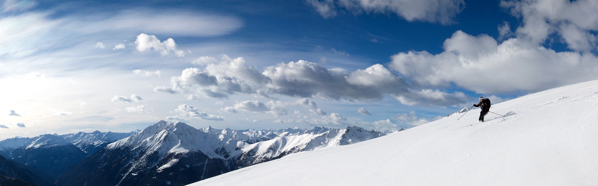 Skitourenperlen der Alpen