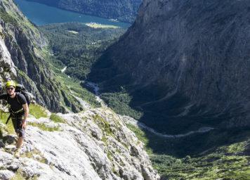 Thumbnail http://Berchtesgadener%20Weg%20-%20Watzmann%20Ostwand