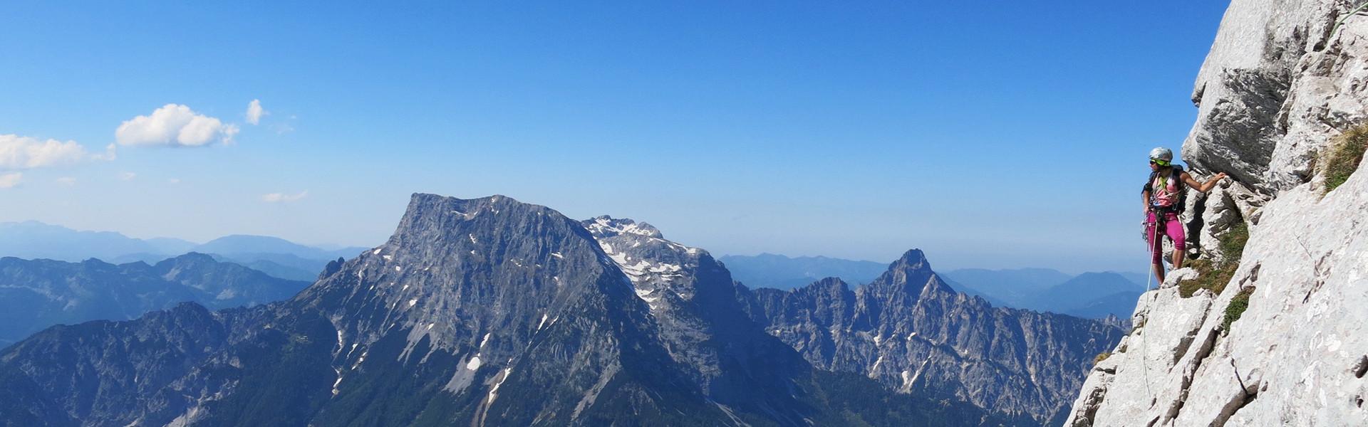 Dachl-Longlines Ausblick