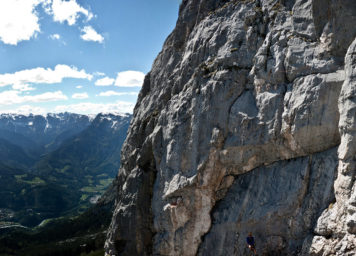 Thumbnail http://Klettergarten%20Werfener%20Hütte