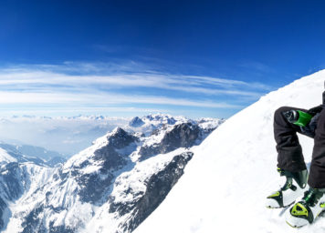 Thumbnail http://Skitourengeher%20am%20Tennengebirge%20vor%20Hohen%20Tauern