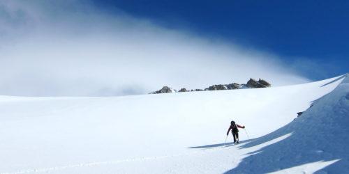 Skidurchquerung Silvretta