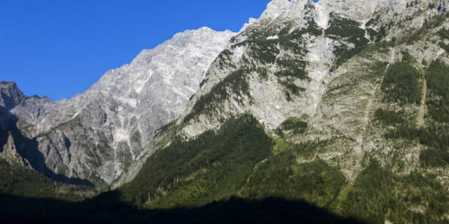 Watzmann Ostwand, Königssee