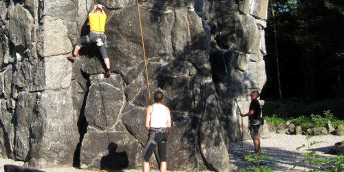 Schnupperklettern - Rif Sportzentrum
