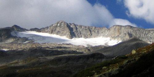 Hochalmspitze mit Südpfeiler