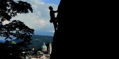 City Climb in Salzburg