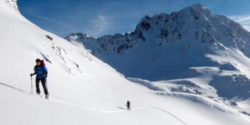 Skitour mit Schnee- und Lawinenkunde