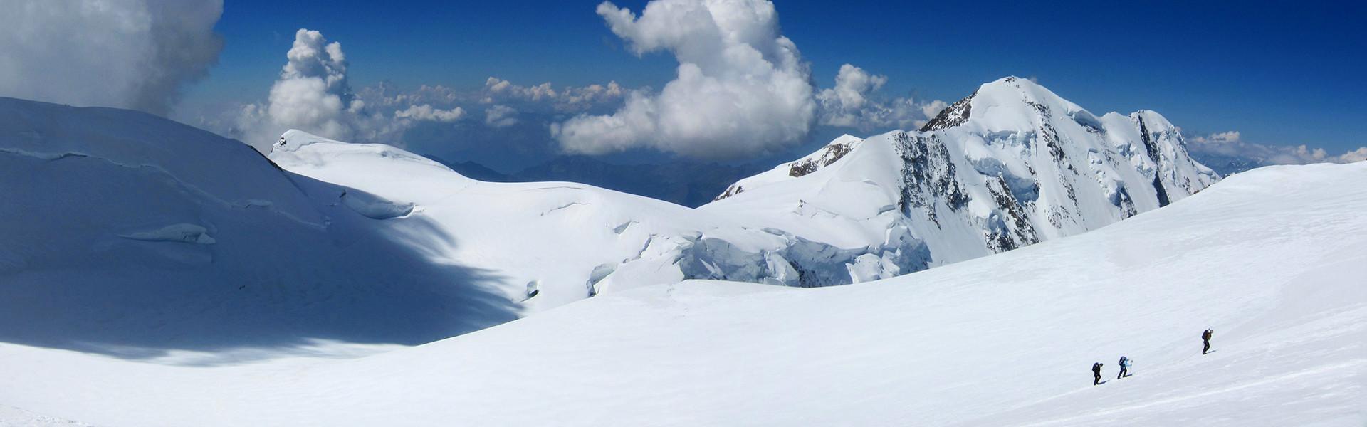 Walliser Gipfelparade