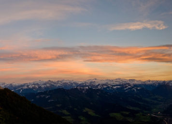Thumbnail http://Sonnenuntergang%20auf%20der%20Werfener%20Hütte