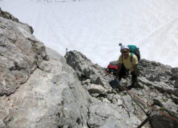 Thumbnail http://Klettersteig%20Schultersteig%20auf%20den%20Dachstein