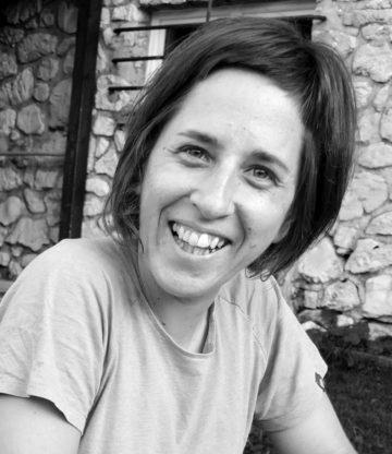 Silke Reiter Wanderführerin und Büroorganisatorin von Freiluftleben