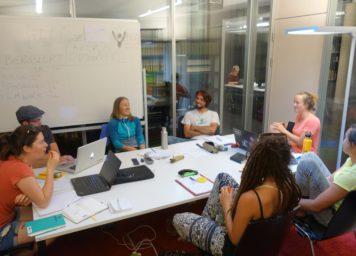 Seminar ThinkTank Team Outdoorpädagogik
