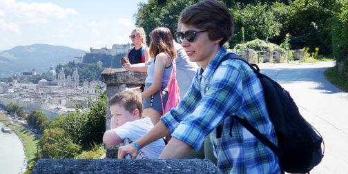 stadtrallye salzburg erlebnis spaß